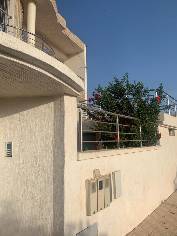 Appartement B dans villa à Imi Ouaddar