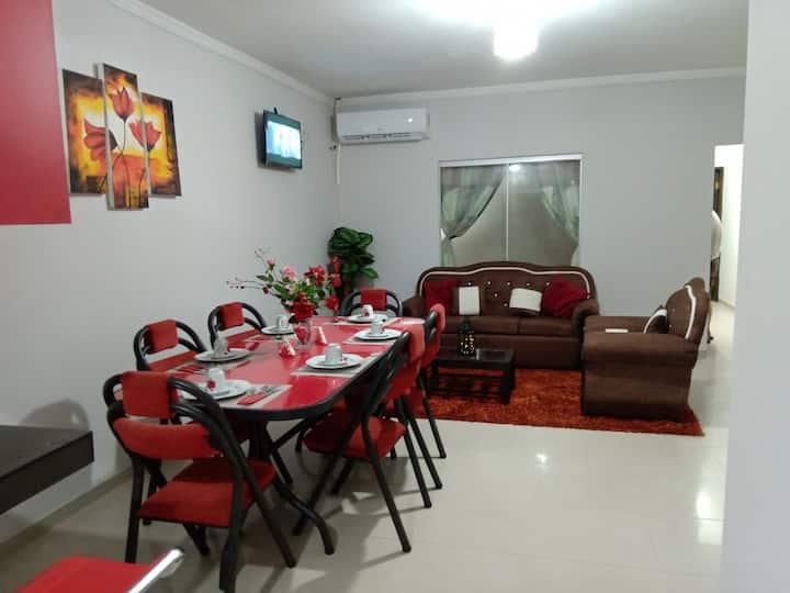 Apartamento en Santa Cruz Bolivia de 2 dormitorio