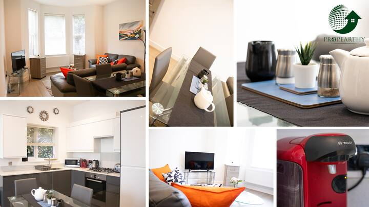 ✪Newly Launched ✪ 2 Bed  Apt   Free Parking & WiFi