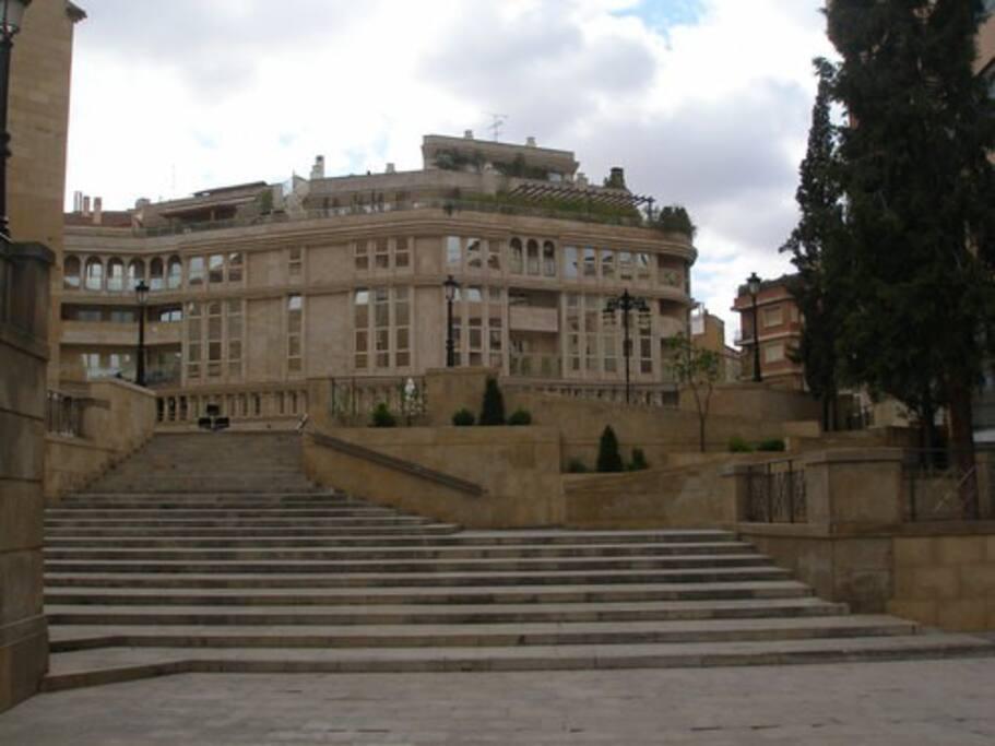 Edificio Toscana