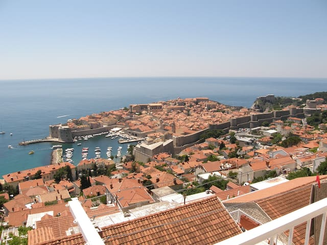 Amazing View from a Modern Loft - Dubrovnik - Byt