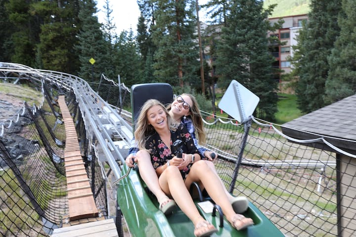 Rocky Mountain Coaster Open Year Round!