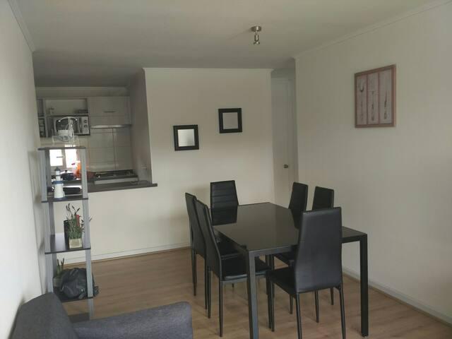 Arriendo Departamento en Lomas de Papudo IV - Valparaíso - Apartment