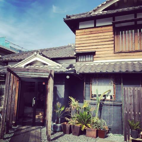 愛が溢れる場所 - Yawatahama-shi - Casa
