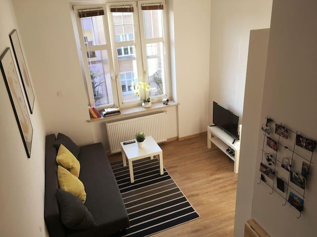 Apartament KRAKOWSKA 3 - Kasia&Kuba