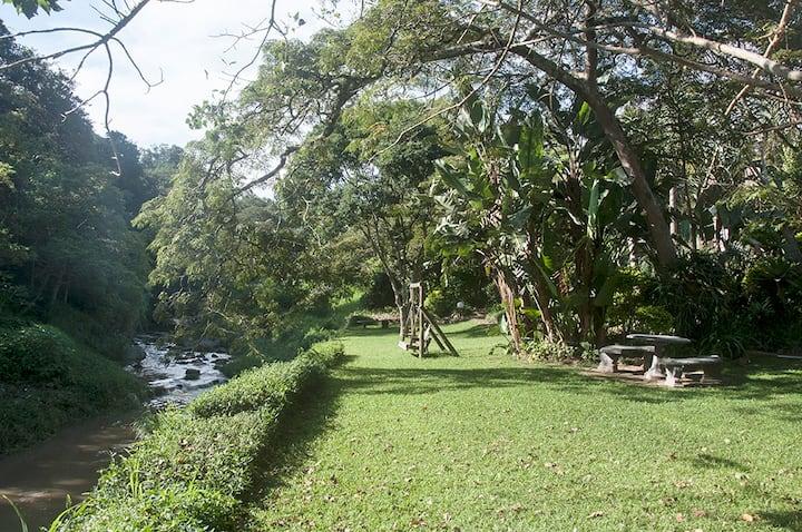 Umdoni Creek Retreat - Self Catering. Westville