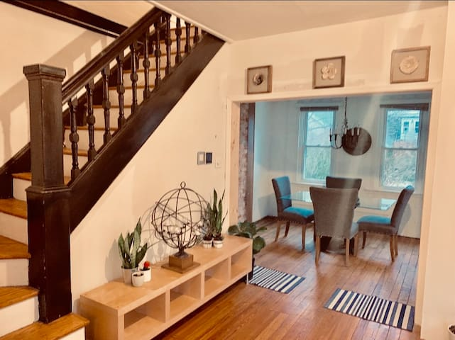 Charming Home in Narberth, Philadelphia Downtown.