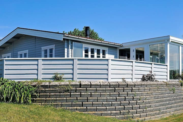 Scenic Holiday Home in Aabenraa with Patio