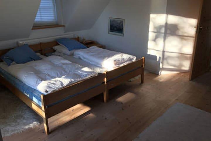 master bedrum 1. sal