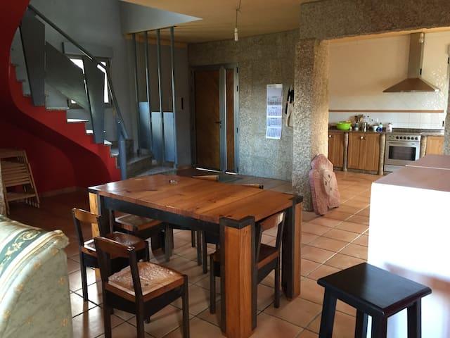 Centro de la comarca del Salnés, Barrantes - Ribadumia - Appartamento