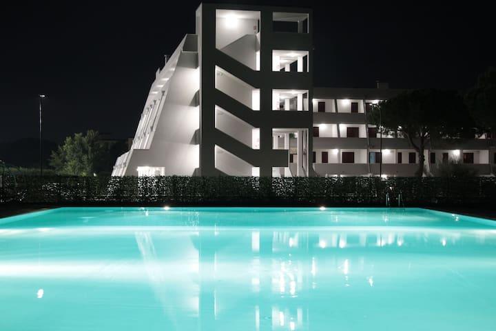 Raffaello Resort - Sabbia 303