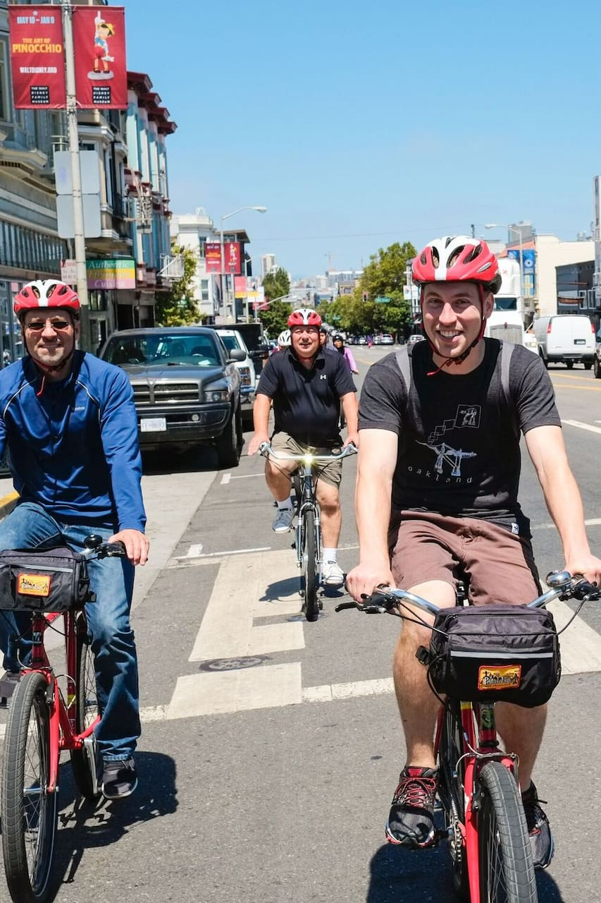 Mission Food Tour by Bike