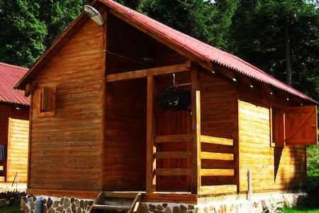 Carpathian Mountain houses 2 persons