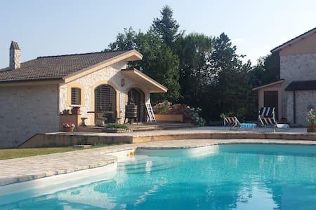 Country house Villa Matilde - Rieti