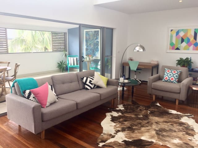 Luxe Jetty Terrace Apartment - Coffs Harbour - Daire