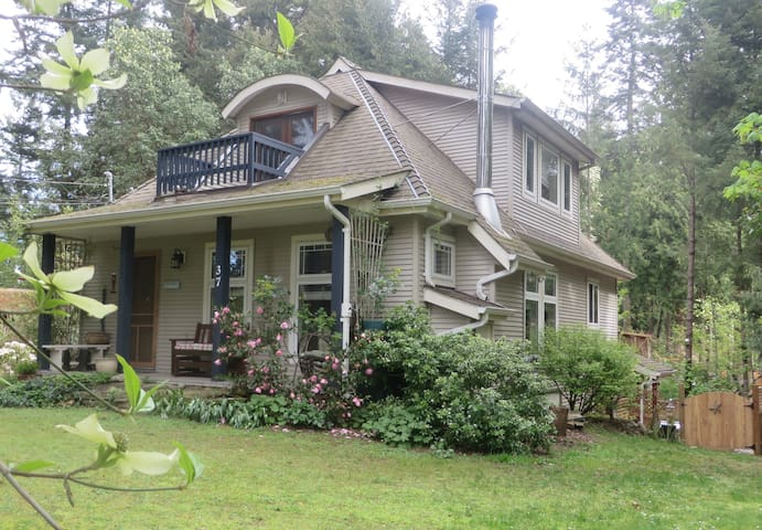 Protection Island (Time-Out Oceanside BnB) - Nanaimo - Bed & Breakfast