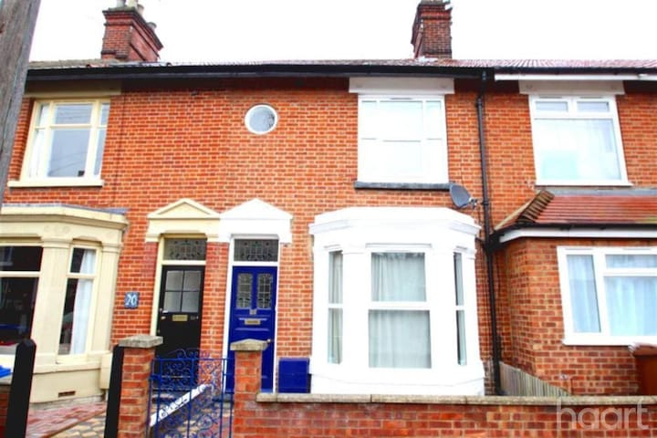 Lovely 3-4 Bed house in the Golden Triangle - Norwich - Dom