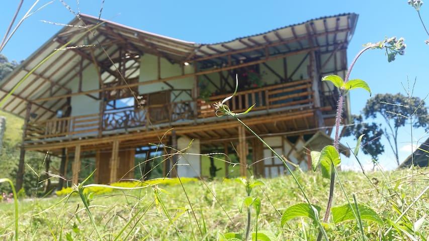 CASA PAMPA SAN AGUSTIN - San Agustín - Kulübe