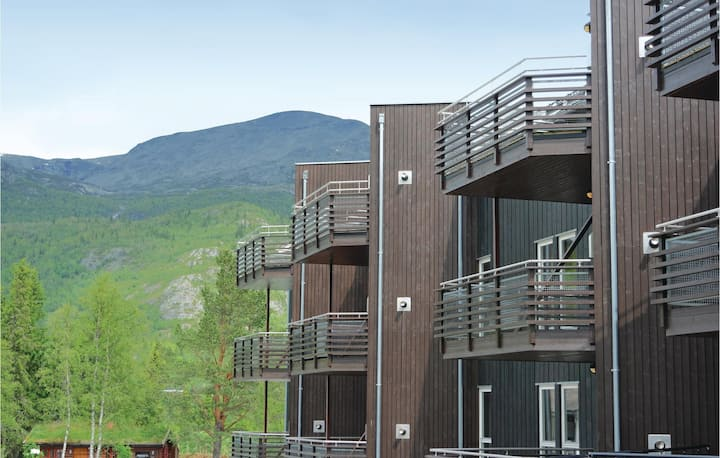 Awesome home in Hemsedal with Sauna, WiFi and 2 Bedrooms