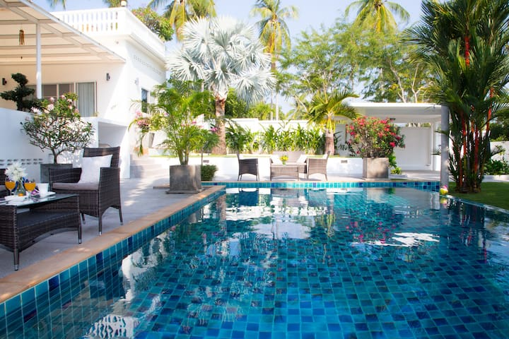 Fabulous and spacious 5 bedroom SEA VIEW villa -  Rawai - 別荘