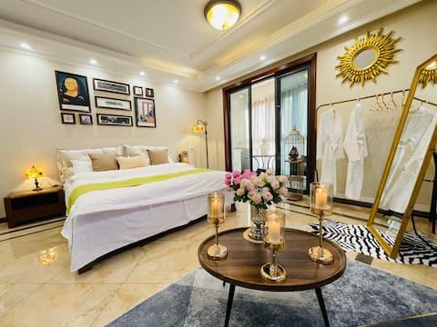 【北欧女王】政务新区/独享整套房源·1床1室·可住两人