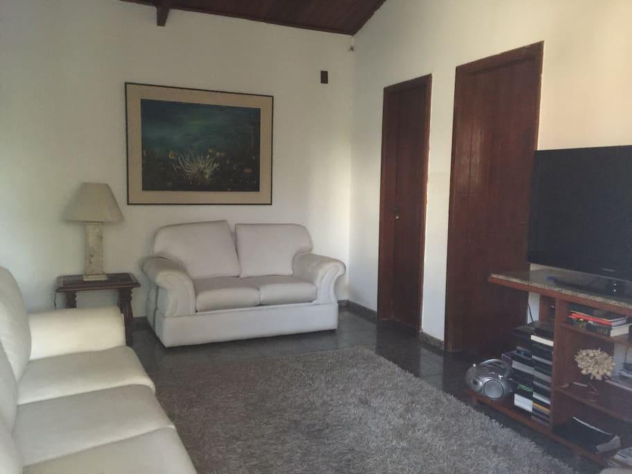 Sala de estar ( andar de cima )