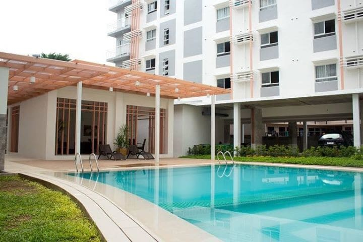Fully Furnished Condominium Unit with Terrace - PH - Appartement en résidence