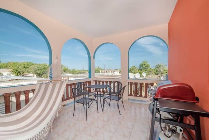 La Ceiba Suite #3: Four Bedrooms, 2 Bathrooms - Aguadilla - Apartment