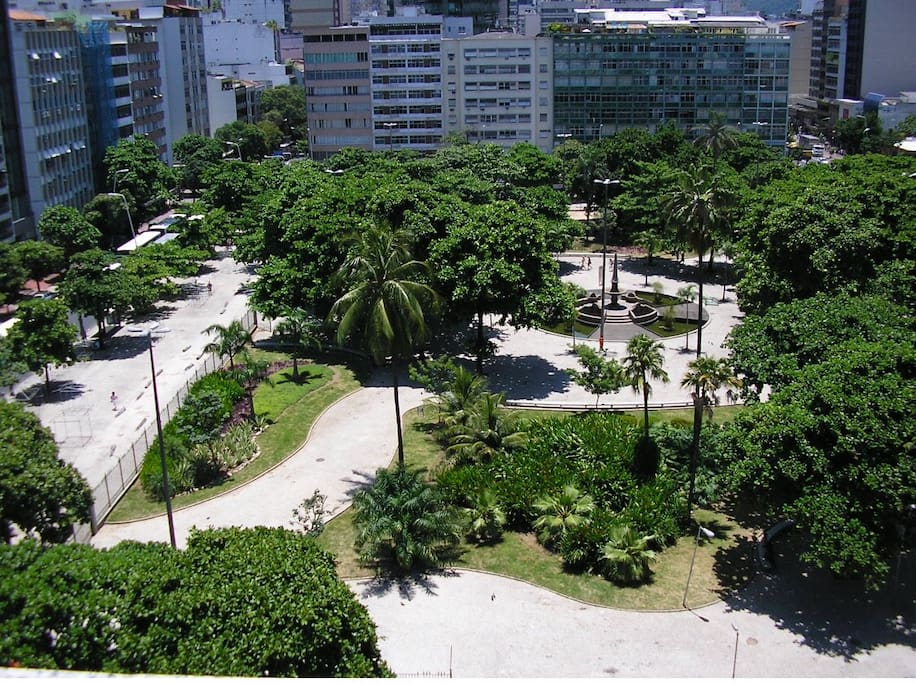 Praça General Osório