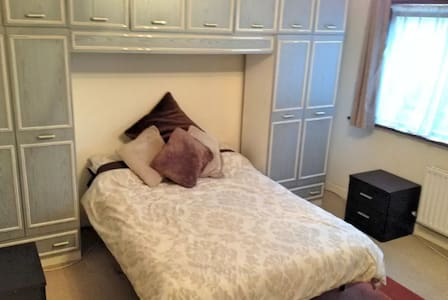 (RDS) Lovely Private Double Room Near the City - Ballsbridge - House