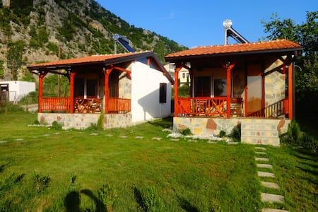 Elesec lodges - Ohrid