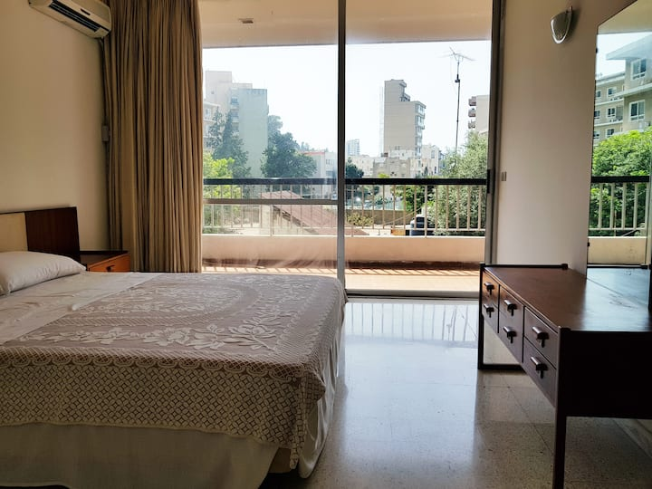 Cozy 1BR apartment in central Beirut