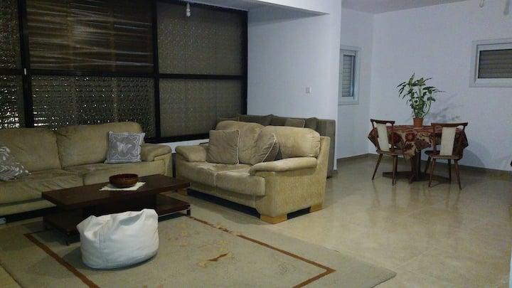 Spacious, Cozy Apartment
