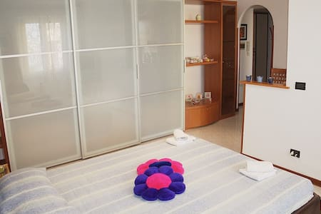 Bright APARTMENT in San Giovanni - Roma - Apartment