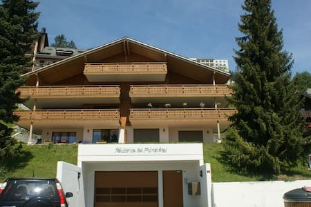 Charmant appartement au centre de Leysin - Leysin