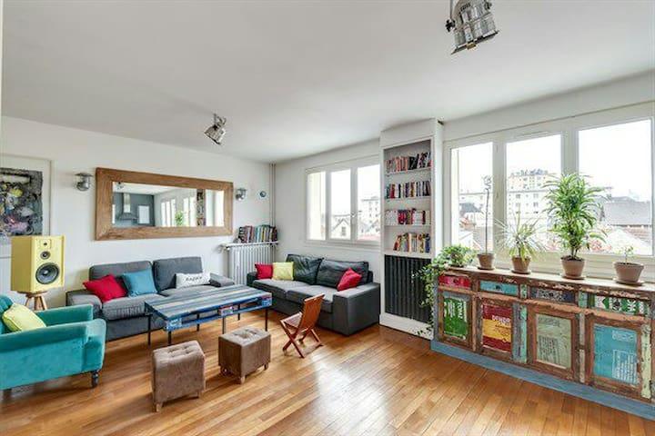 Appartement coquet