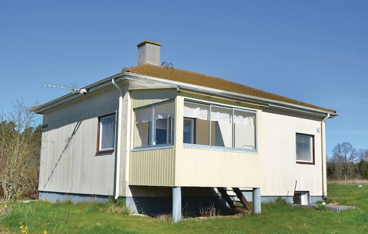 Holiday cottage with 2 bedrooms on 70 m² in Färlöv