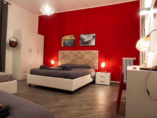 B&B Cosmoneapolitan - /Suite Megaride 28 m2