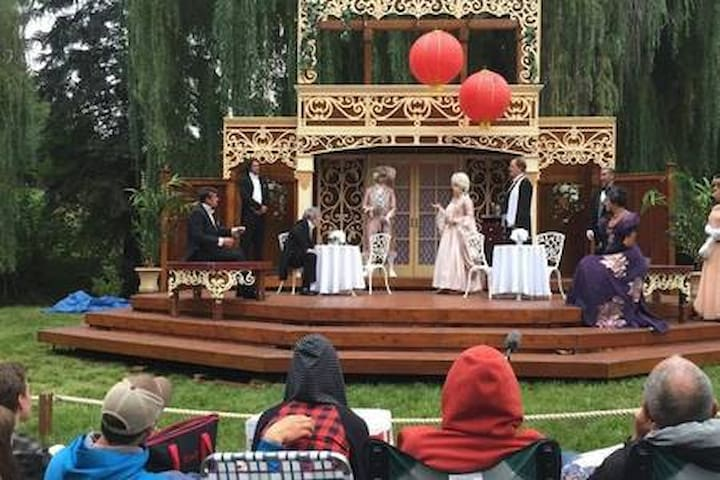 Summer Shakespearean Festival.