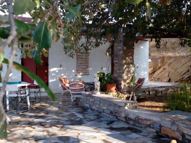 εξοχική κατοικία Κορασσανός/summer house Korassano - Vourkari - Talo