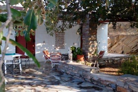 εξοχική κατοικία Κορασσανός/summer house Korassano - Vourkari