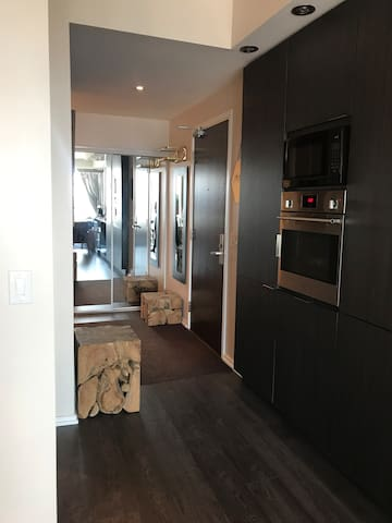 All new appliances including a wine fridge.