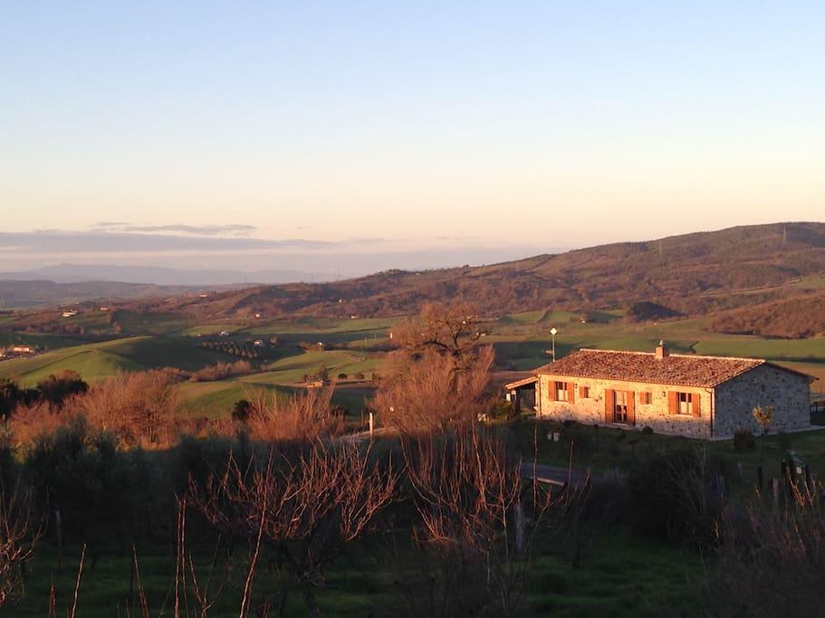 L'Agriturismo Casetta Tartuchino