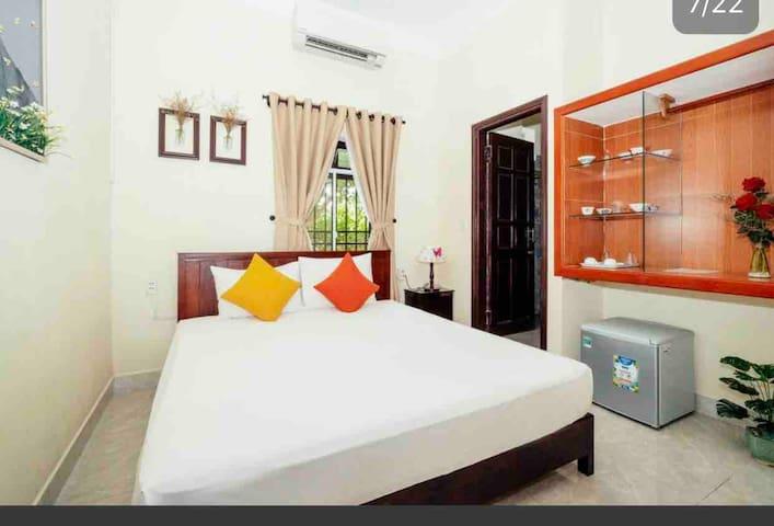 Double room with garden ,Green Bud, Hoi An center