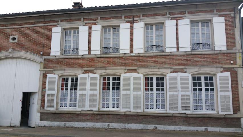 Le Grand Gite de Laurence. - Éclaron-Braucourt-Sainte-Livière - Naturhytte