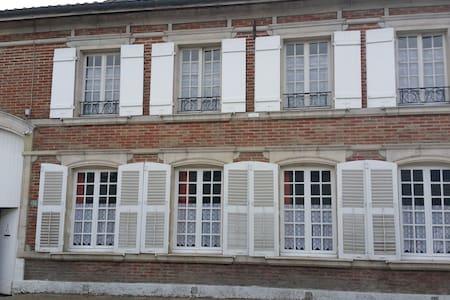 Le Grand Gite de Laurence. - Éclaron-Braucourt-Sainte-Livière - Doğa içinde pansiyon
