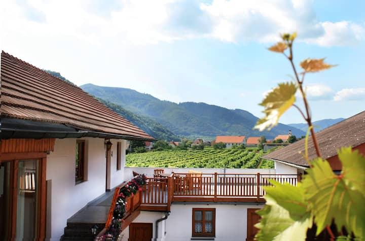 Ferienwohnung Lehensteiner Wachau