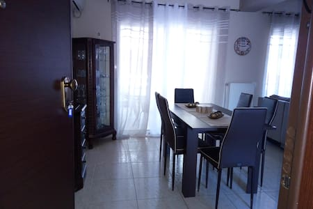 A&J Apartments3 near Athens airport El. Venizelos - Markopoulo Mesogeas - Appartement
