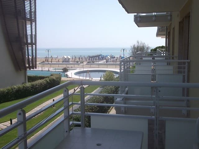 flat two steps from jesolo beach - Jesolo - Pis