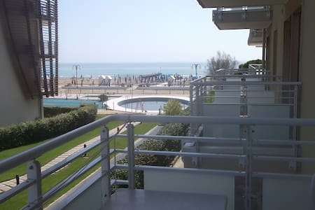 flat two steps from jesolo beach - Huoneisto